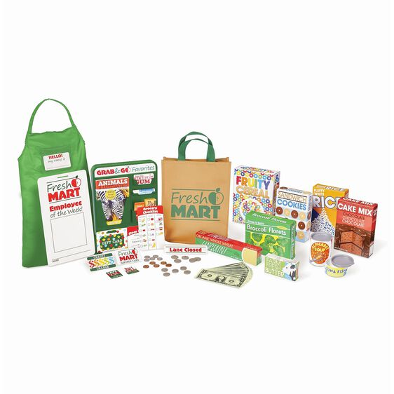 Fresh Mart Grocery Companion Collection