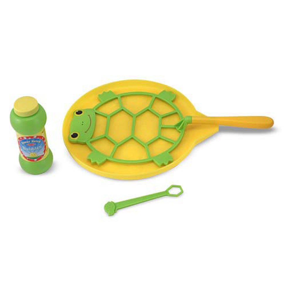 Tootle Turtle Bubble Set  sc 1 st  Melissa u0026 Doug & Turtle Bubble Set