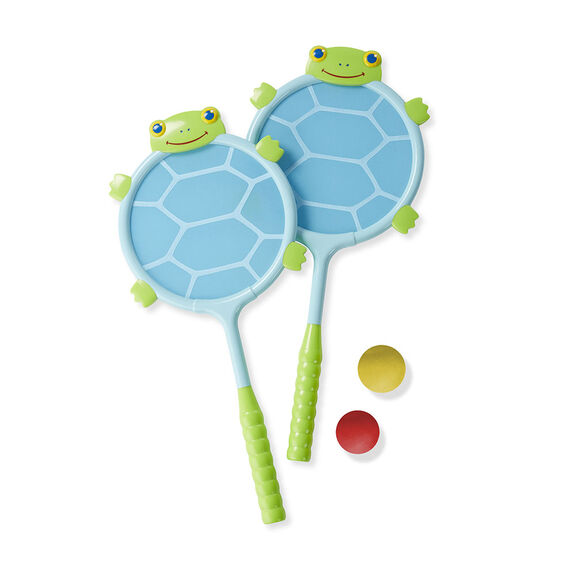 Dilly Dally Turtle Racquet & Ball Set