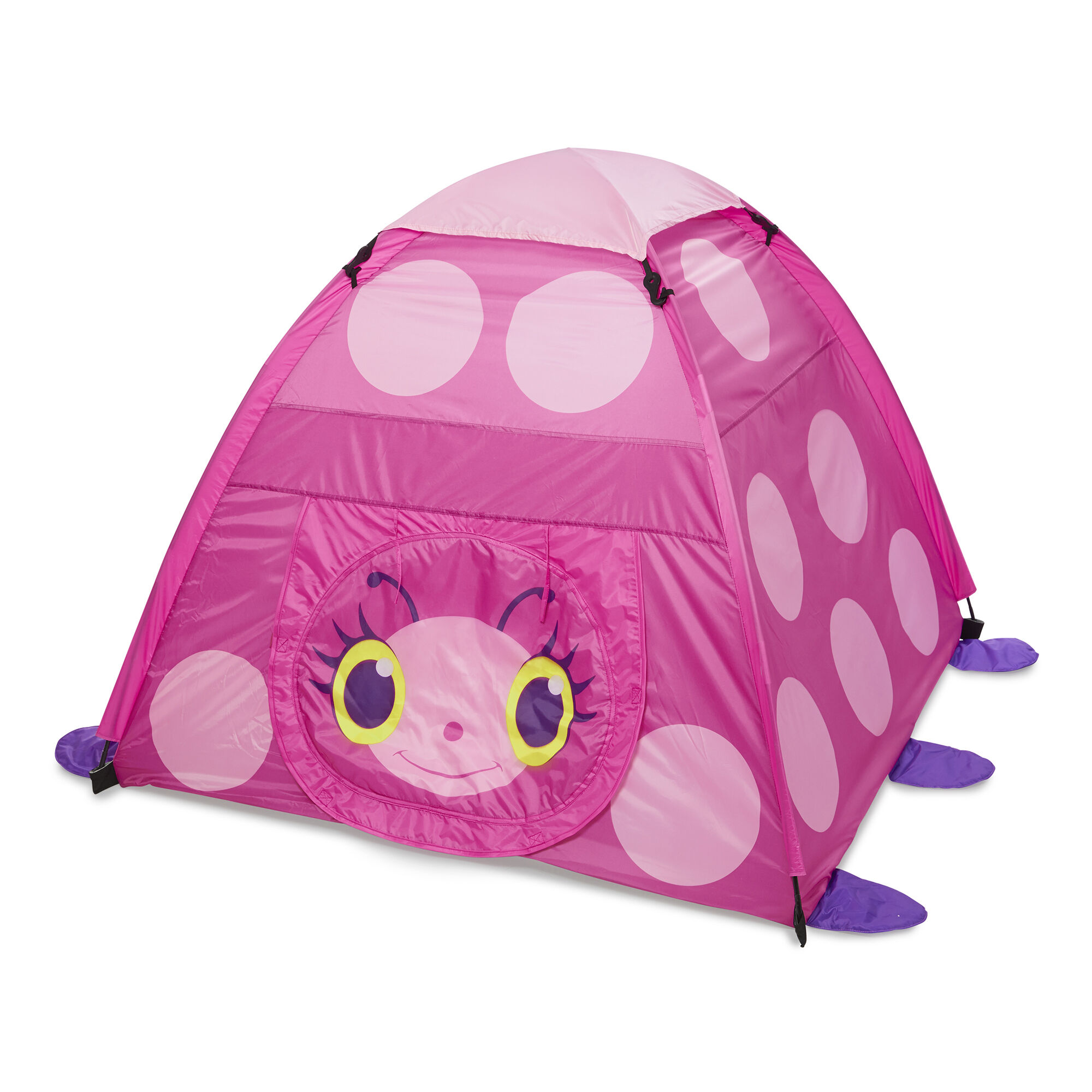 Trixie Tent  sc 1 st  Melissa u0026 Doug & Childrenu0027s Tents and Sleeping Bags for Kids | Melissa u0026 Doug