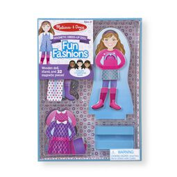 Fun Fashions Magnetic Dress-Up Set