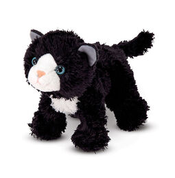 Lexie Black Kitten Stuffed Animal