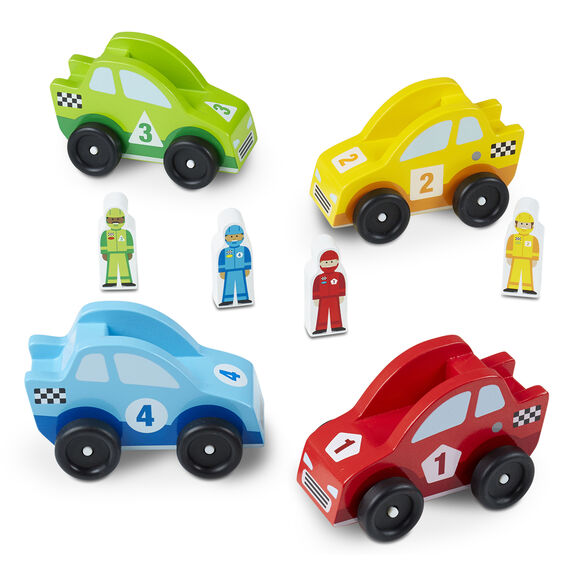 Race Car Vehicle Set