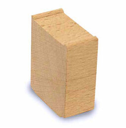Wooden Track Support Piece (6 pack)