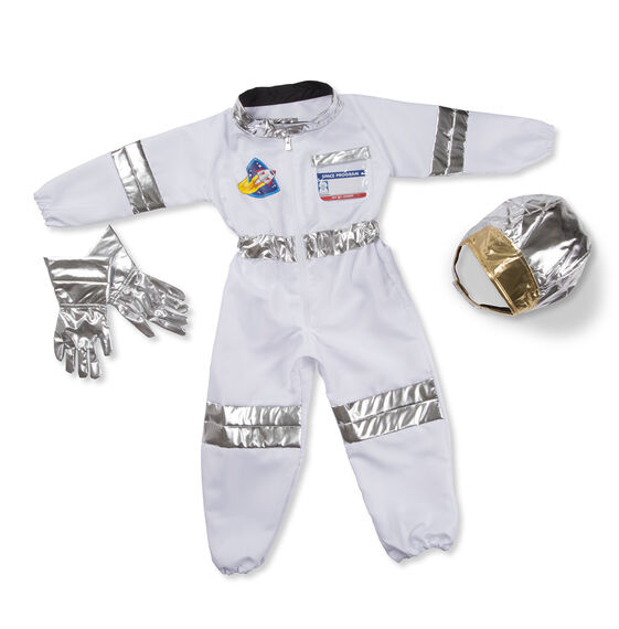 Astronaut Role Play Costume Set 3-6 years