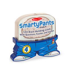 Smarty Pants - 4th Grade Card Set