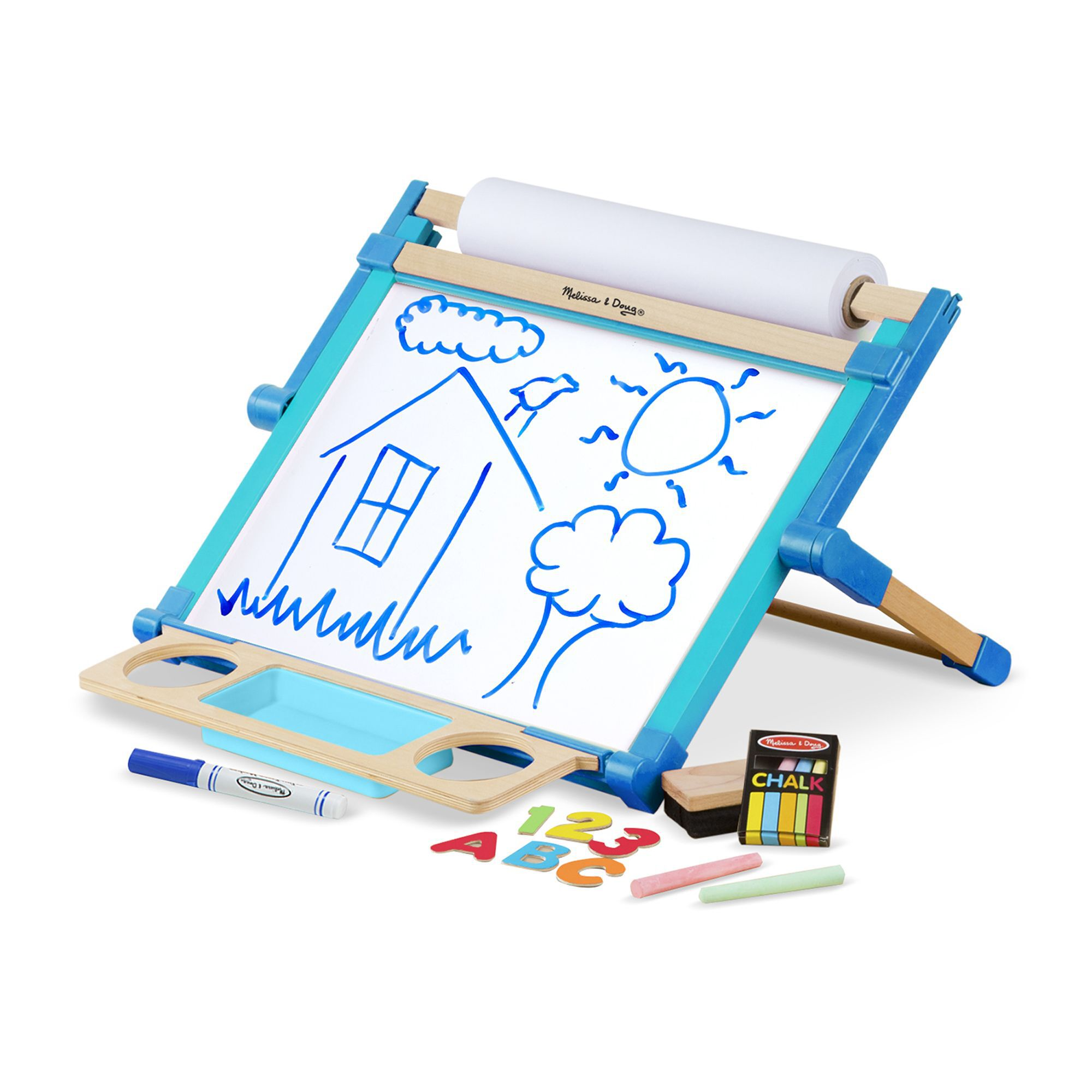 deluxe doublesided tabletop easel - Tabletop Easel