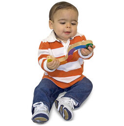 Caterpillar Grasping Baby Toy