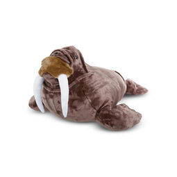 Walrus Lifelike Stuffed Animal