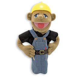 Construction Worker Puppet