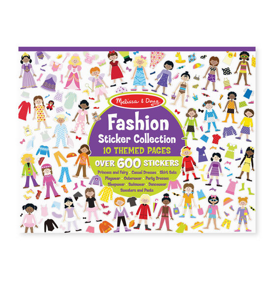 Sticker Collection - Fashion