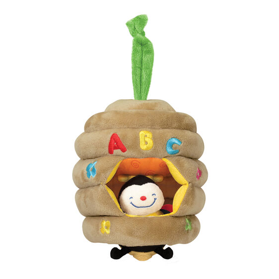 Musical Baby Toys : Musical pull beehive baby toy melissa doug