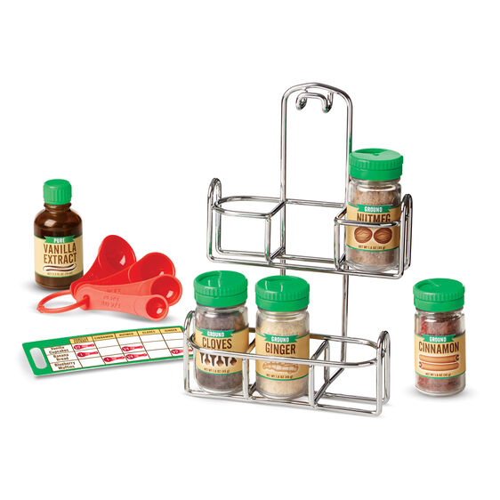 Let's Play House! Baking Spice Set - 11 Piece Set