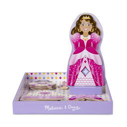 Crowns & Gowns Magnetic Dress-Up Set
