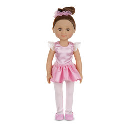"Mine to Love - Victoria 14"" Ballerina Doll"