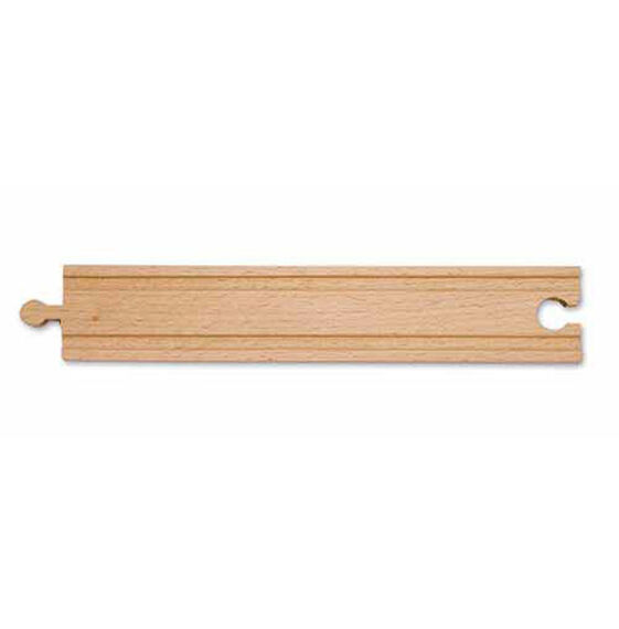 "8.5"" Wooden Straight Track (6 pack)"