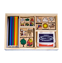 Deluxe Stamp Set 1193