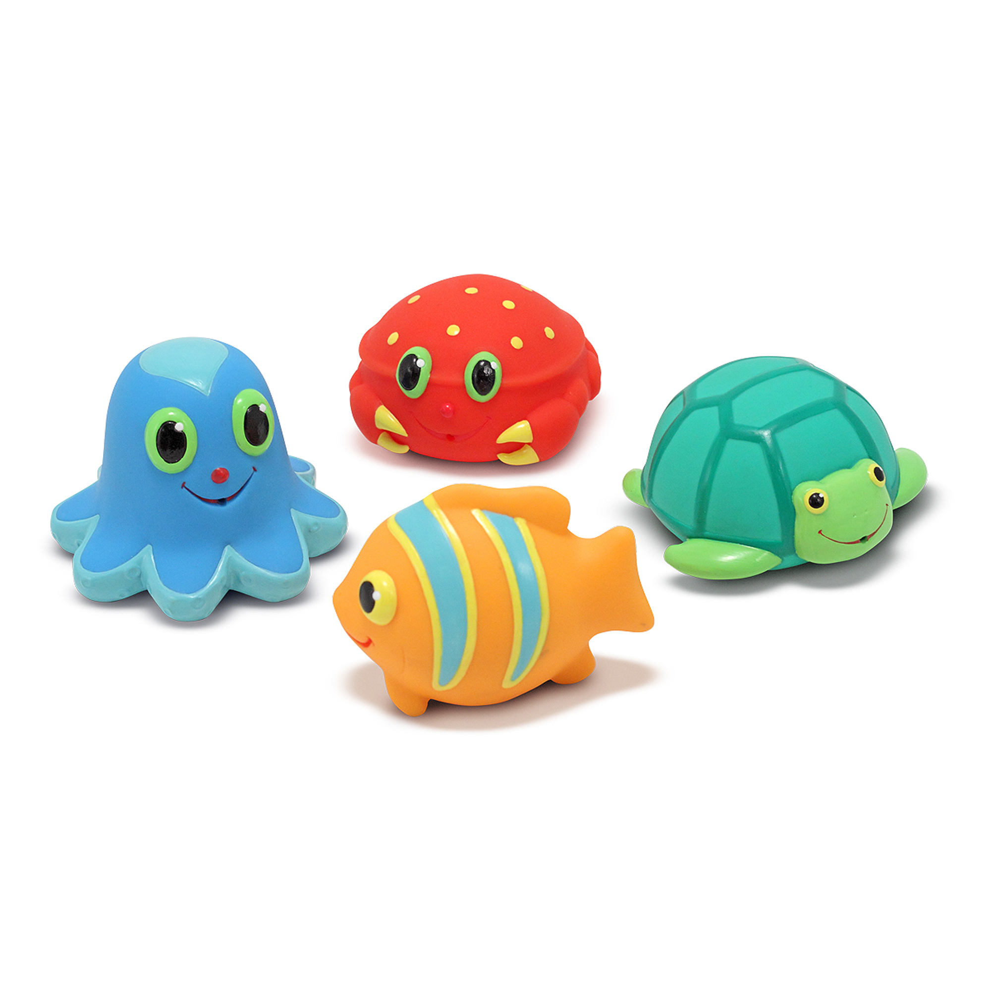 Seaside Sidekicks Squirters Water Toys 6435