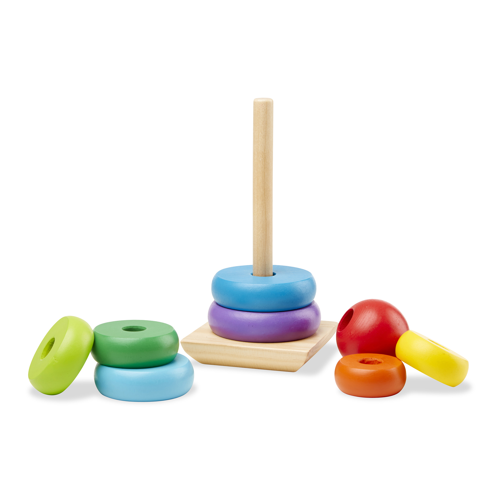 Rainbow Stacker Classic Toy 576