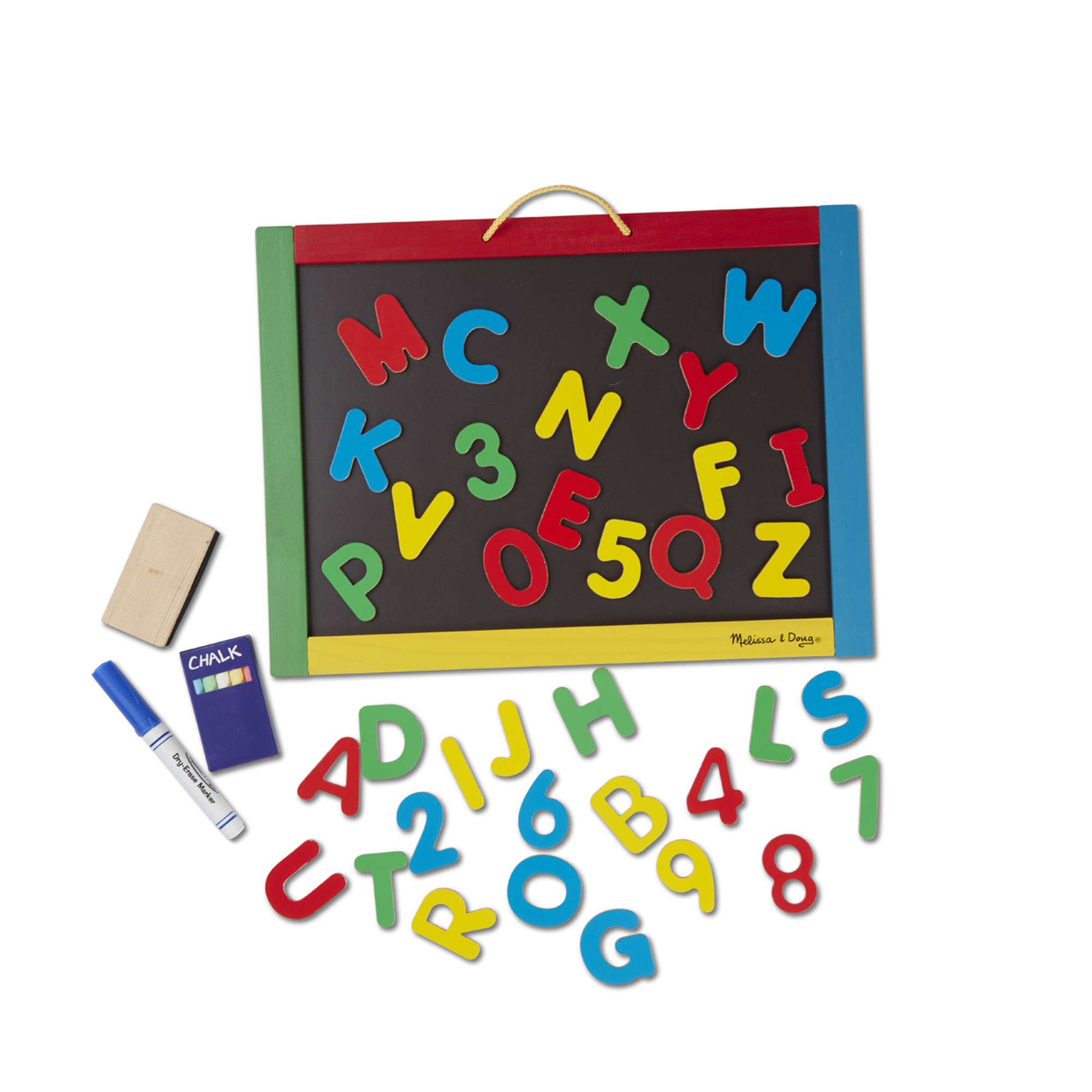 Magnetic Chalkboard and DryErase Board