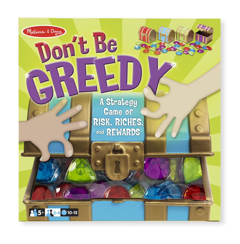 Don't Be Greedy Game 9450