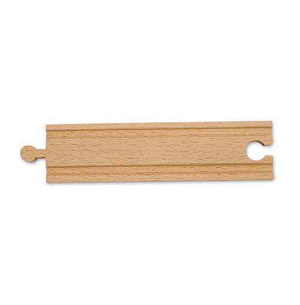 6 Wooden Straight Track (6 pack)