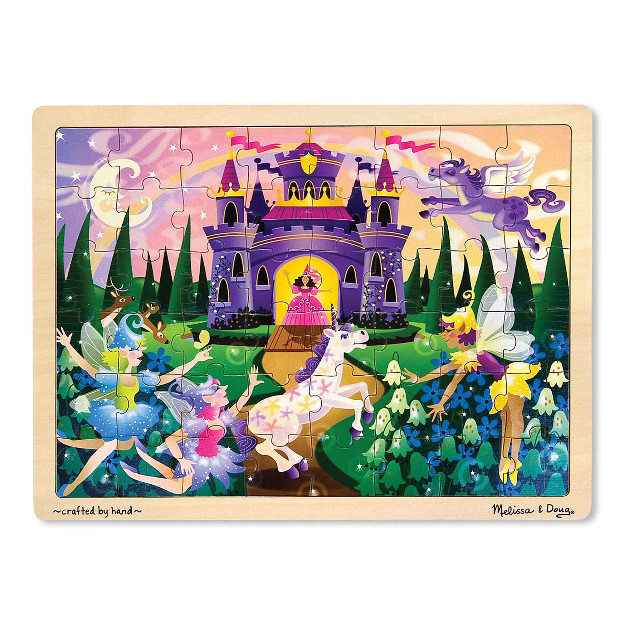 Fairy Fantasy Jigsaw Puzzle  48 Pieces