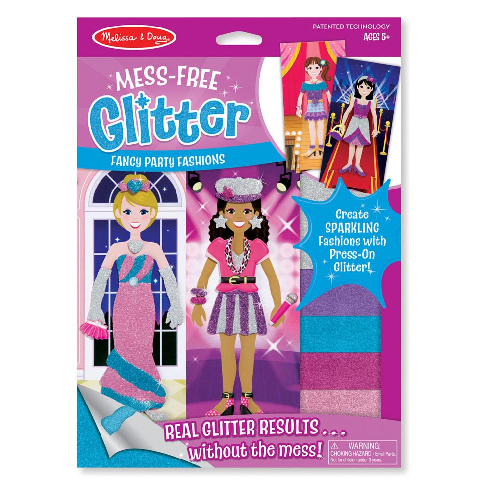 MessFree Glitter Fancy Party Fashions