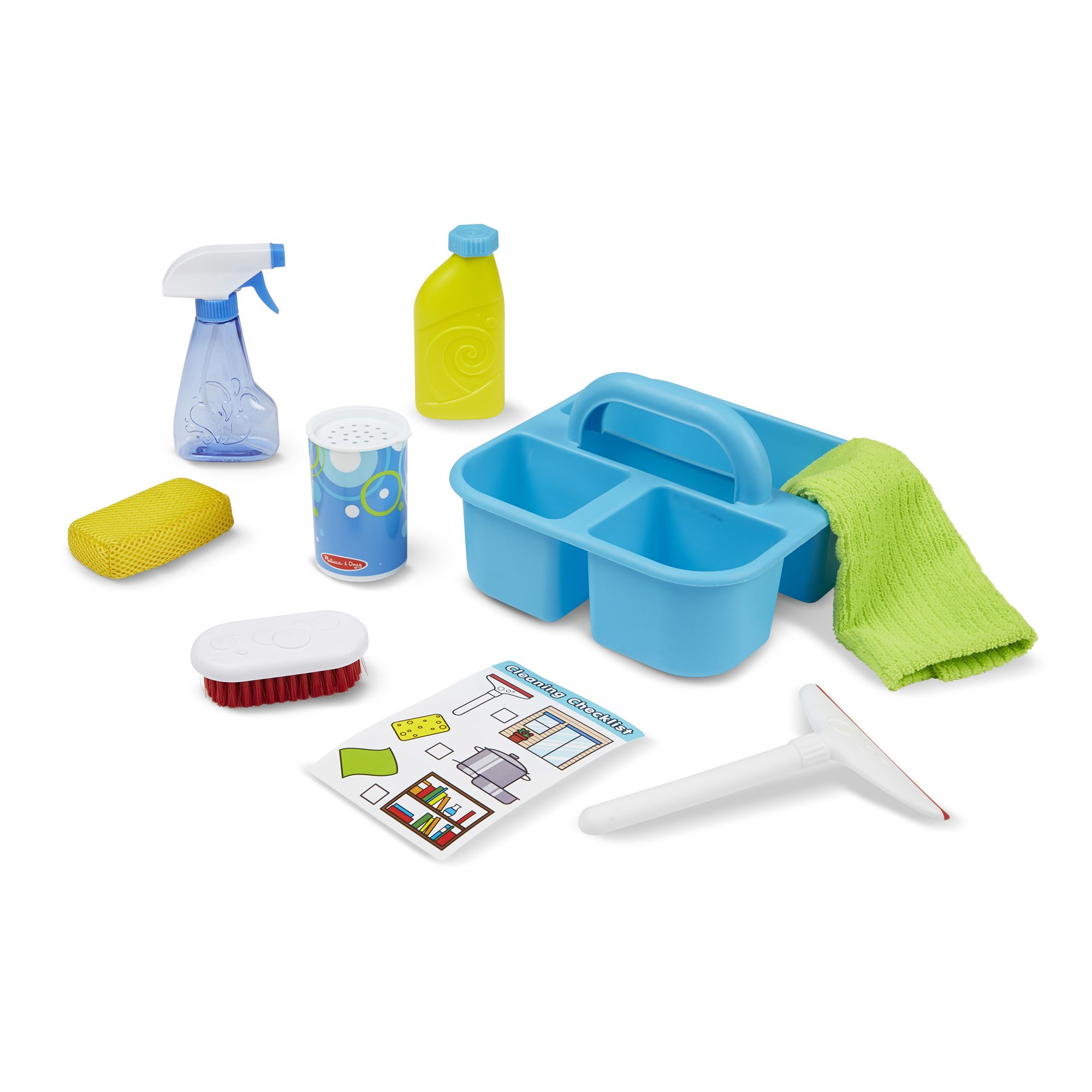 Lets Play House Spray Squirt  Squeegee Play Set