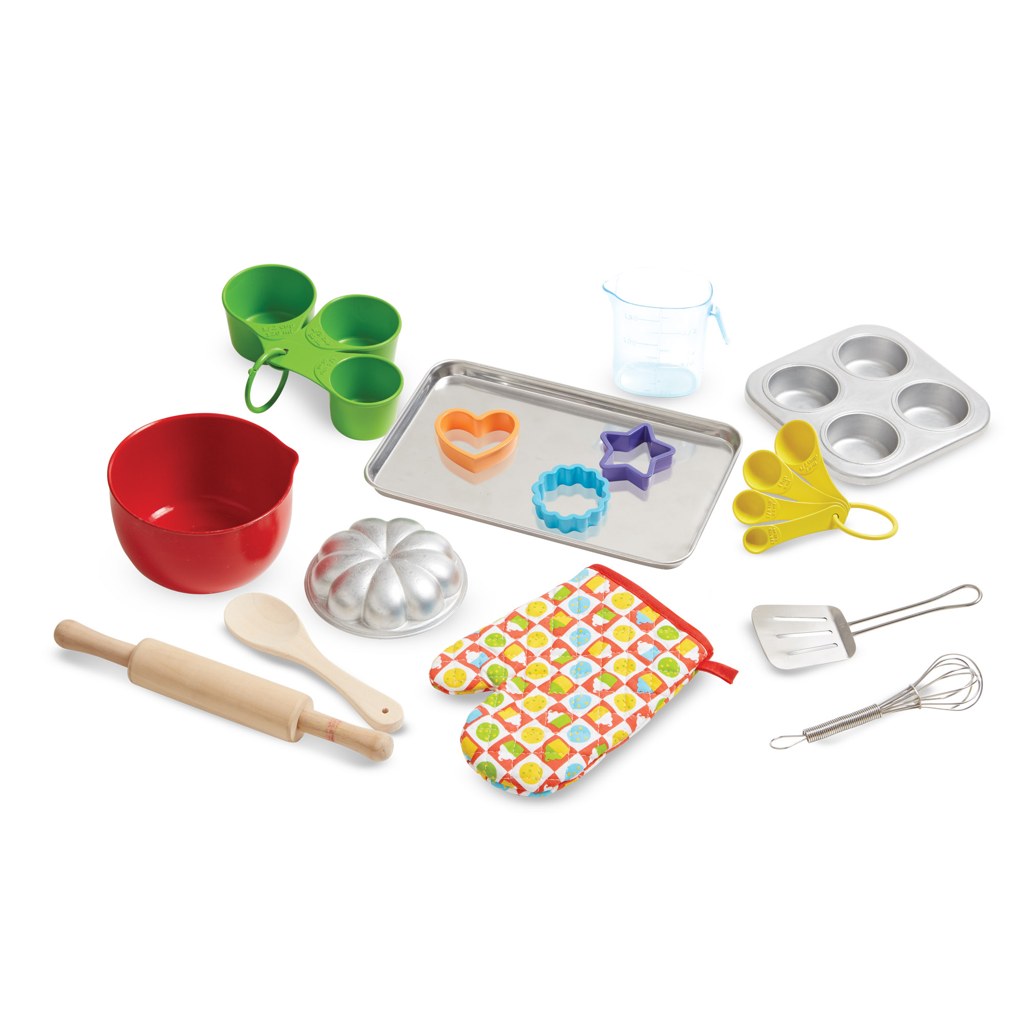 Let's Play House! Baking Play Set 9356