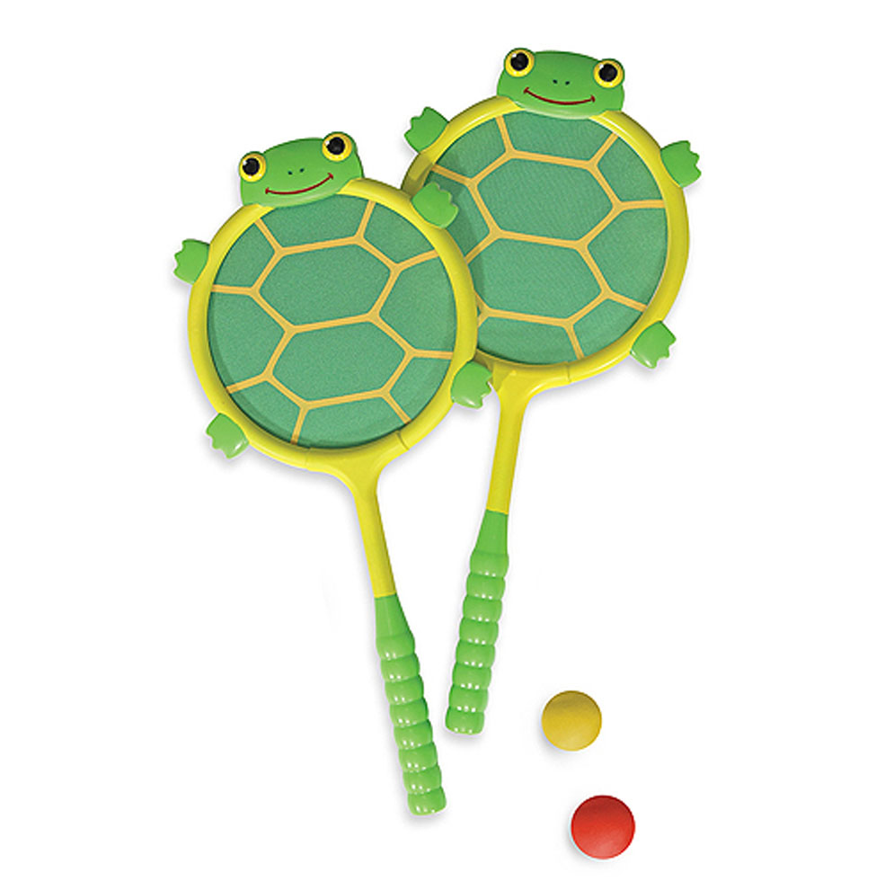 Tootle Turtle Racquet  Ball Set