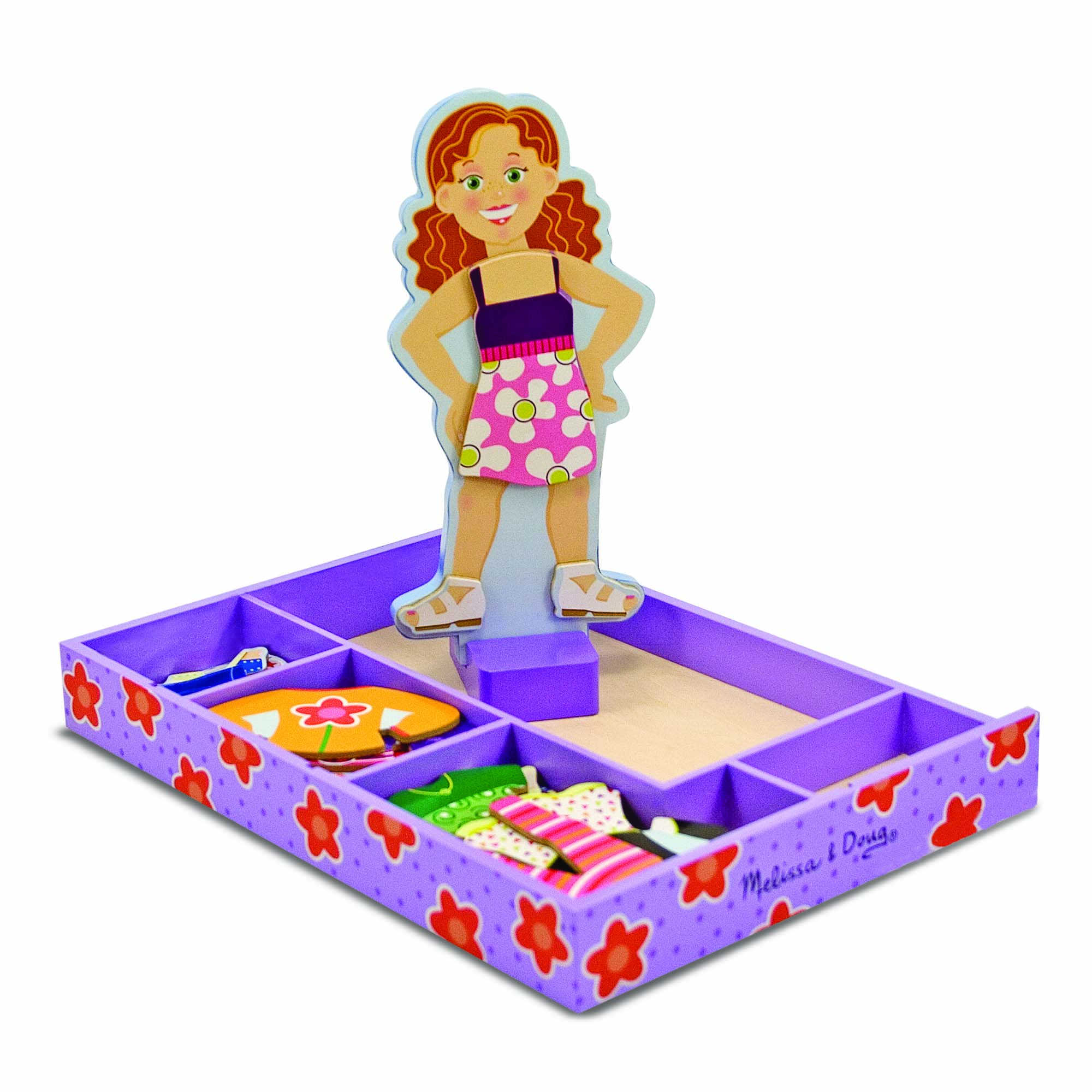 Maggie Leigh Magnetic DressUp Set