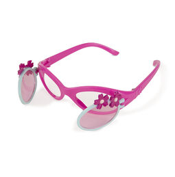 Pretty Petals Flip-Up Sunglasses