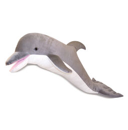 Dolphin stuffed animal