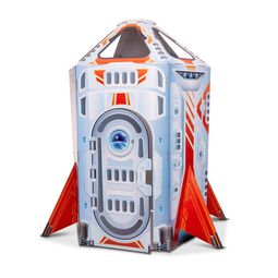 Rocket Ship Indoor Playhouse