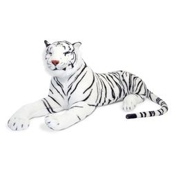 White tiger stuffed animal