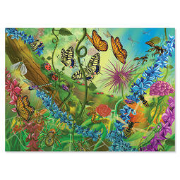 World of Bugs Jigsaw Puzzle - 60 Pieces