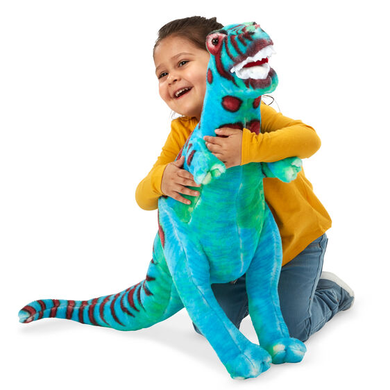 T Rex Giant Stuffed Animal