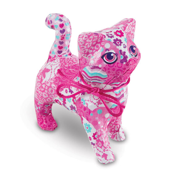 Decoupage Made Easy Craft Set - Kitten