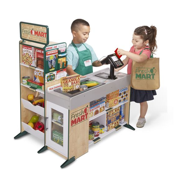 Wooden Grocery Store Toy Grocery Store