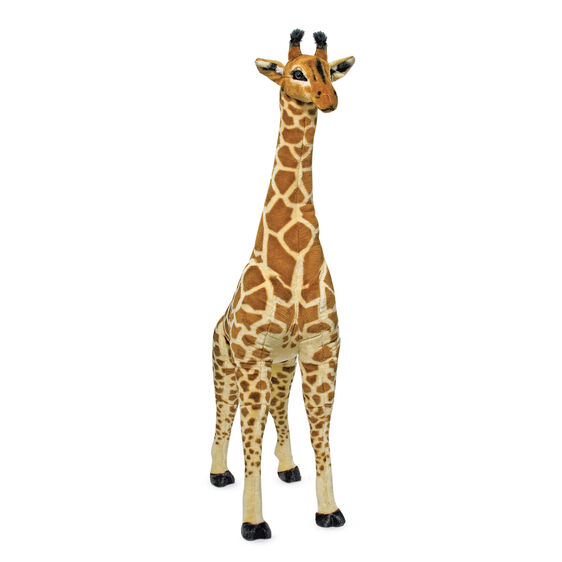 Giraffe Giant Stuffed Animal Melissa Doug