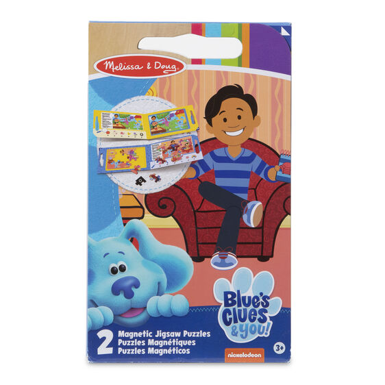 Blues Clues & You! Magnetic Jigsaw Puzzles