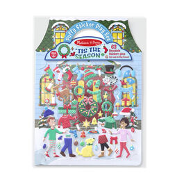 Puffy Stickers - 'Tis the Season