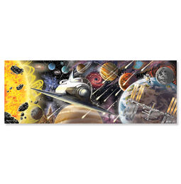 200 Piece Floor Puzzle - Exploring Space