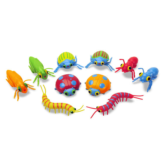 Halloween Small Pack Of Bugs