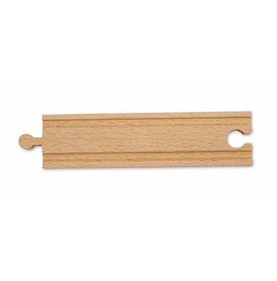 "6"" Wooden Straight Track (6 pack)"