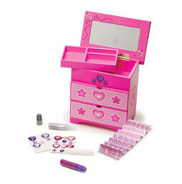Created by Me! Double Drawer Chest Wooden Craft Kit