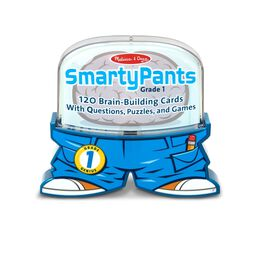 Smarty pants educational cards in packaging