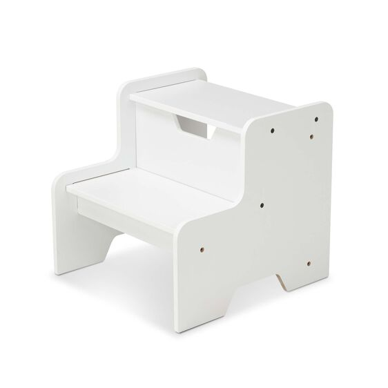 Excellent Wooden Step Stool White Ibusinesslaw Wood Chair Design Ideas Ibusinesslaworg