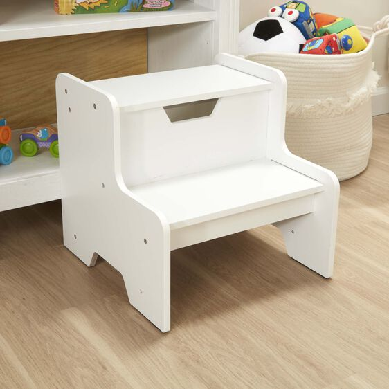 Outstanding Wooden Step Stool White Ibusinesslaw Wood Chair Design Ideas Ibusinesslaworg